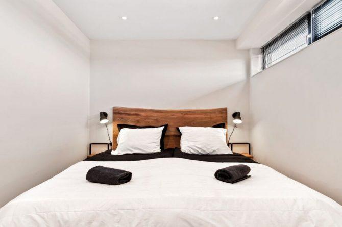 Villapparte-Belvilla-Watervilla de Veenhoop-prachtig vakantiehuis voor 10 personen-Friesland-romantische slaapkamer
