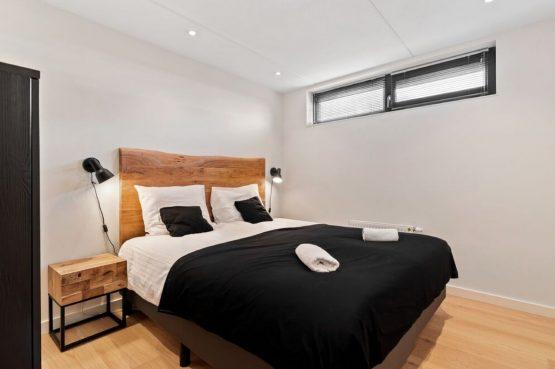 Villapparte-Belvilla-Watervilla de Veenhoop-prachtig vakantiehuis voor 10 personen-Friesland-slaapkamer