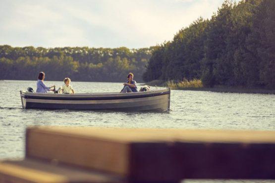 Villapparte-Center Parcs-Terhills Resort-Exclusive Lakeside Cottage-Luxe vakantievilla voor 6 personen-België-aan het meer