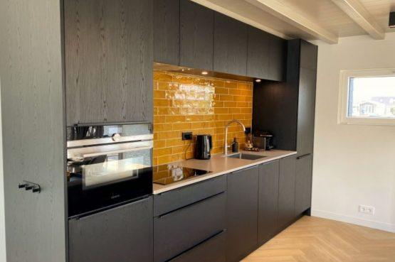 Villapparte-Natuurhuisje-Vakantiehuis Scheendijk-romantisch vakantiehuis voor 4 personen-Breukelen-luxe keuken