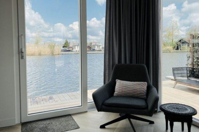Villapparte-Natuurhuisje-Vakantiehuis Scheendijk-romantisch vakantiehuis voor 4 personen-Breukelen-prachtig uitzicht