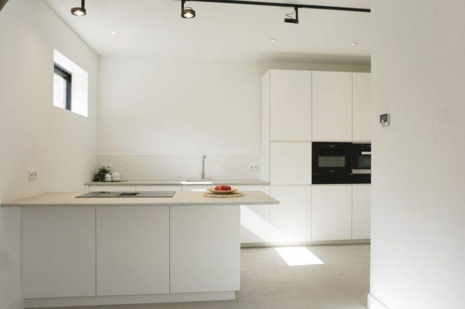 Villapparte-Ruiterplaat-City of Goes-Loft Twelve-modern appartement voor 4 personen-Goes-Zeeland-moderne en complete keuken