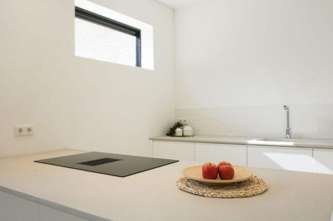 Villapparte-Ruiterplaat-City of Goes-Loft Twelve-modern appartement voor 4 personen-Goes-Zeeland-moderne keuken