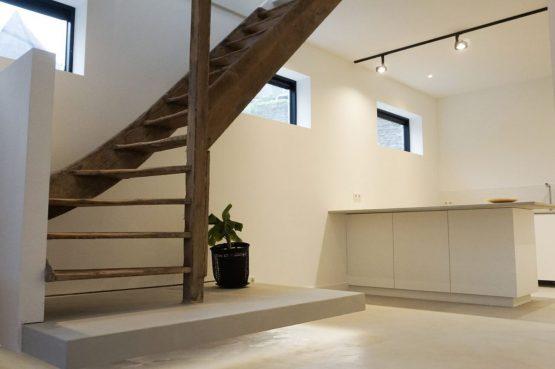 Villapparte-Ruiterplaat-City of Goes-Loft Twelve-modern appartement voor 4 personen-Goes-Zeeland-strakke inrichting