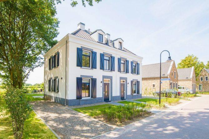 Villapparte-Vakantiehuis Herenhuis Luxe kids-Dormio Resorts Maastricht-luxe vakantiehuis voor 8 personen