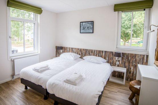 Villapparte-Vakantiehuis Herenhuis Luxe kids-Dormio Resorts Maastricht-luxe vakantiehuis voor 8 personen-luxe slaapkamer