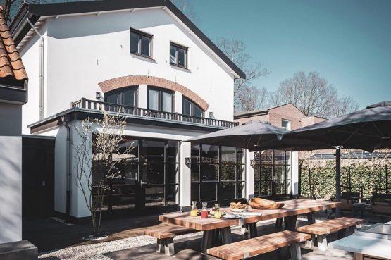 Villapparte-Villa for you-Villa Kranenbergh- luxe vakantievilla voor 16 personen-bergen-Noord-Holland