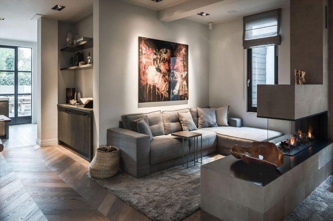 Villapparte-Villa for you-Villa Kranenbergh- luxe vakantievilla voor 16 personen-bergen-Noord-Holland-knusse zithoek