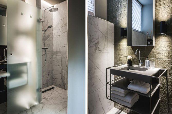 Villapparte-Villa for you-Villa Kranenbergh- luxe vakantievilla voor 16 personen-bergen-Noord-Holland-luxe stortdouche