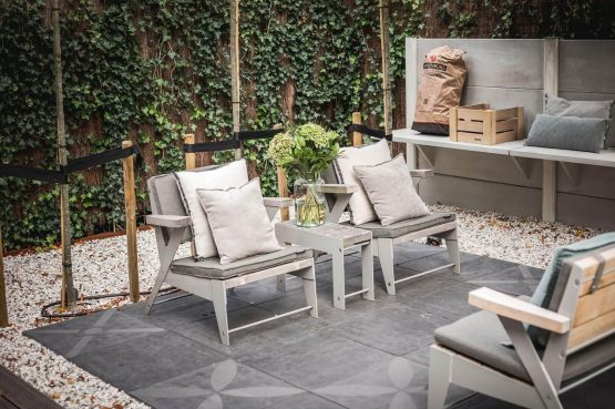 Villapparte-Villa for you-Villa Kranenbergh- luxe vakantievilla voor 16 personen-bergen-Noord-Holland-prachtig terras