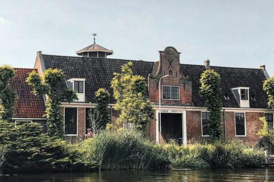 Villaparte-Vipio-Vakantiehuis aan de Amstel-luxe vakantiehuis voor 2 personen-Amsterdam