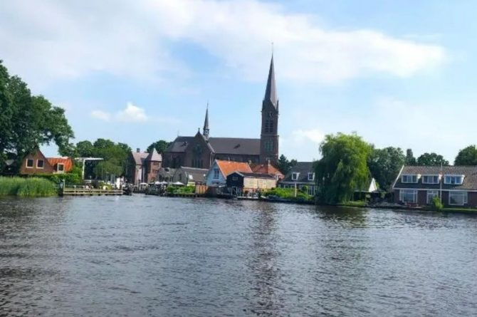 Villaparte-Vipio-Vakantiehuis aan de Amstel-luxe vakantiehuis voor 2 personen-Amsterdam-Amstel