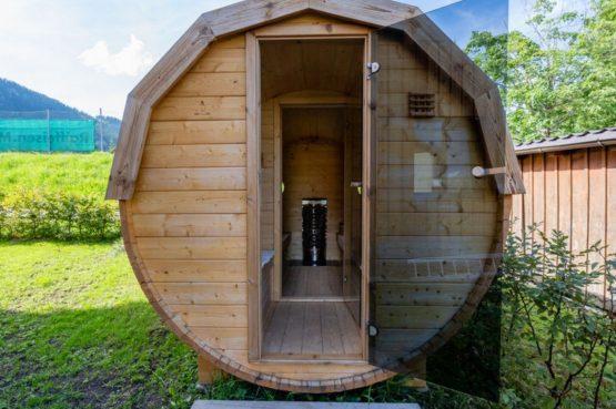 Villapparte-Belvilla-Chalet Tauplitz-luxe chalet voor 12 personen-met privé sauna-Stiermark-Oostenrijk-sauna
