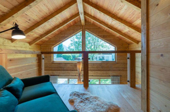 Villapparte-Belvilla-Chalet Tauplitz-luxe chalet voor 12 personen-met privé sauna-Stiermark-Oostenrijk-vide