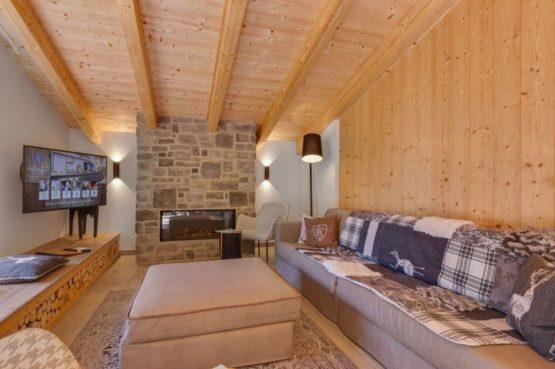 Villapparte-Belvilla-Penthouse Kaprun 11 - luxe penthouse voor 10 personen - inclusief hotelservice-Oostenrijk-knusse zithoek