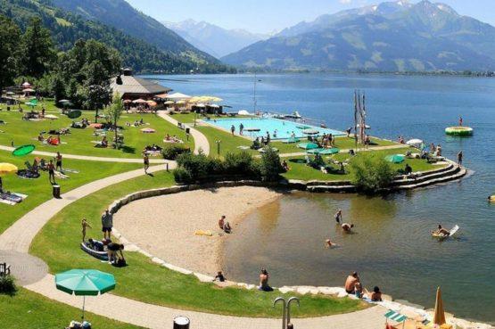 Villapparte-Belvilla-Penthouse Kaprun 11 - luxe penthouse voor 10 personen - inclusief hotelservice-Oostenrijk-omgeving