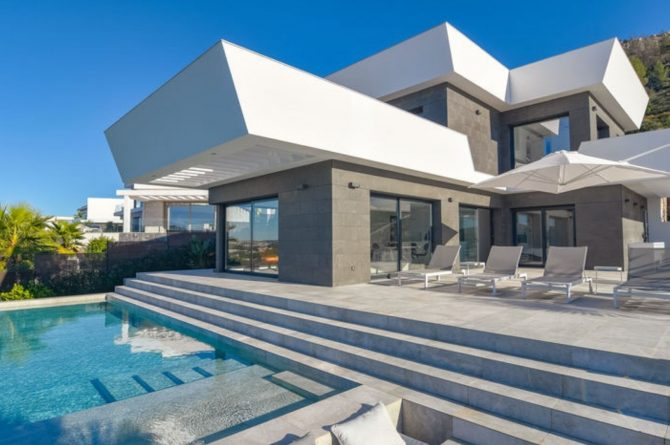 Villapparte-Belvilla-Villa Casa Leda in Jávea-moderne vakantievilla voor 6 personen met zwembad-Spanje