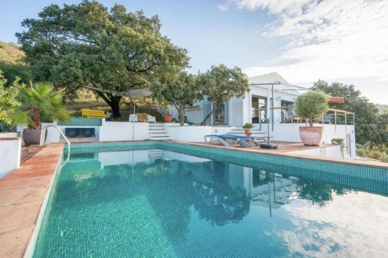 Villapparte-Belvilla-Villa Paradiso in Moclinejo-luxe villa voor 4 personen-Spanje