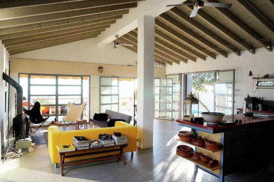 Villapparte-Belvilla-Villa Paradiso in Moclinejo-luxe villa voor 4 personen-Spanje-modern interieur