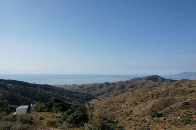 Villapparte-Belvilla-Villa Paradiso in Moclinejo-luxe villa voor 4 personen-Spanje-prachtig uitzicht