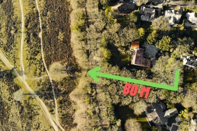 Villapparte-Natuurhuisje-Vakantiehuis Westerheide-romantisch vakantiehuis voor 2 personen-Laren-omgeving