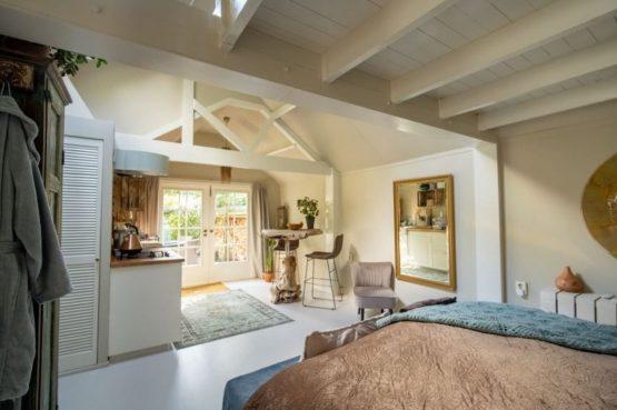 Villapparte-Natuurhuisje-Vakantiehuis Westerheide-romantisch vakantiehuis voor 2 personen-Laren-romantisch geheel