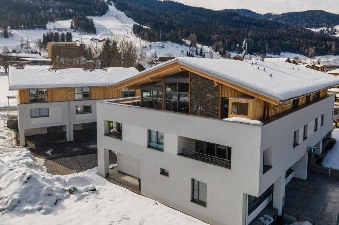 Villapparte-Villa for You - Penthouse Kreischberg - luxe penthouse voor 8 personen-met Sauna-St. Lorenzen ob Mureau-Oostenrijk