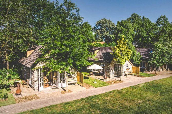 Villapparte-Vipio-Tiny House Oirschot-luxe vakantiehuis voor 4 personen-Oirschot-Noord-Brabant-kleinschalig parkje