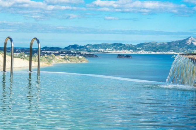 Villapparte-Eliza was here-Kymaros Villas-luxe villa's voor 2-8 personen-Zakynthos-Griekenland-infinity pool