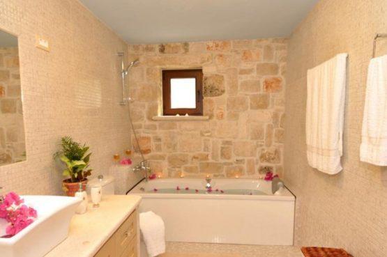 Villapparte-Eliza was here-Kymaros Villas-luxe villa's voor 2-8 personen-Zakynthos-Griekenland-luxe badkamer