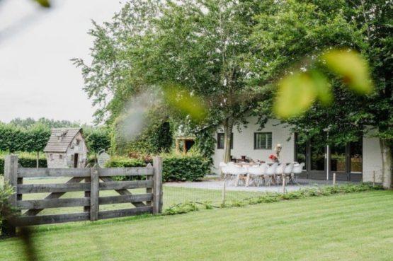 Villapparte-De Dorpswoning-De Volbloed-luxe vakantiehuis voor 12 personen-Leenderstrijp-Noord-Brabant