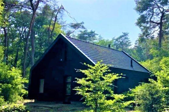 Villapparte-Natuurhuisje-Natuurhuisje Appelscha-luxe vakantiehuis voor 8 personen-Nationaal park Drents-Friese Wold-Friesland