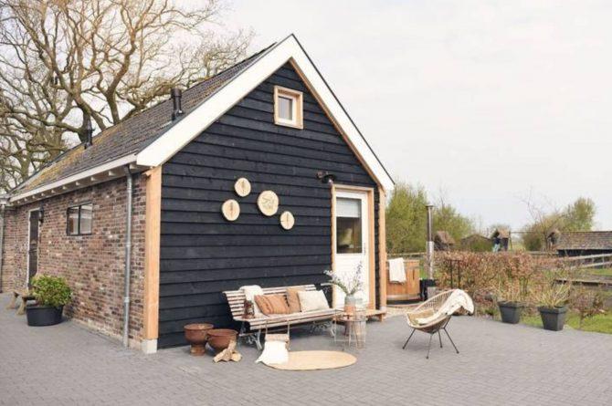 Villapparte-Natuurhuisje-Natuurhuisje Hoeve Echtenerbrug-romantisch vakantiehuisje voor 4 personen-Echtenerbrug-Friesland
