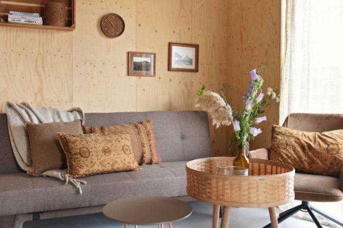 Villapparte-Natuurhuisje-Natuurhuisje Hoeve Echtenerbrug-romantisch vakantiehuisje voor 4 personen-Echtenerbrug-Friesland-knusse zithoek