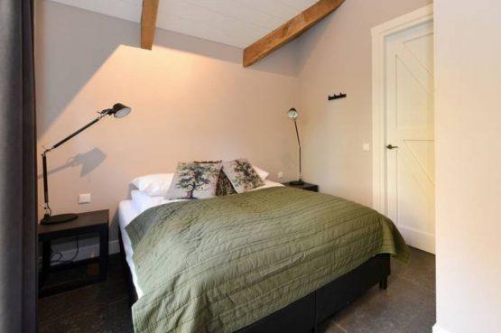 Villapparte- Natuurhuisje Vrijrijck-Ermelo-luxe vakantiehuis voor 16 personen-Gelderland-luxe slaapkamer