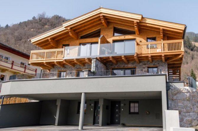 Villapparte-Villa for you-Chalet Tauernlodge Berglust-luxe vakantiehuis voor 10 personen-Salzburgerland-Bramberg am Wildkogel-Oostenrijk-zomer
