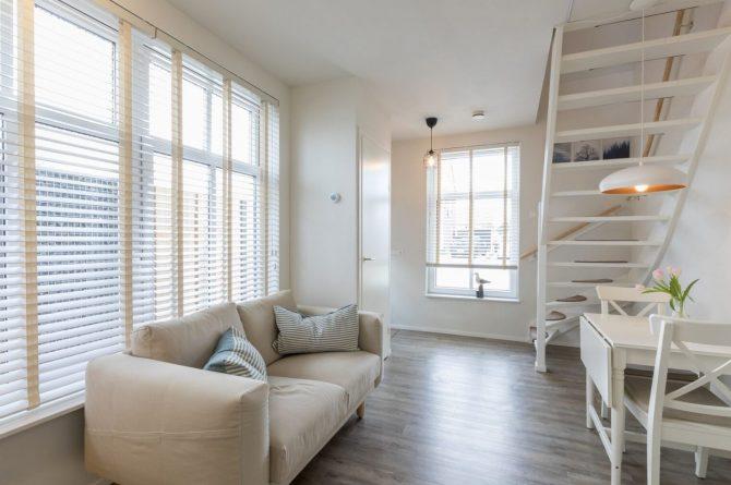 Villapparte-Welcome in Zeeland-Appartement - Schulenburg 33a-Oostkapelle-luxe appartement voor 2 personen-dichtbij het strand-Zeeland-zithoek