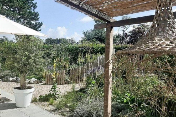 Villapparte-Casa Noa Anna-Luxe vakantiehuis voor 6 personen-Dichtbij zee-Ouddorp-Zuid-Holland-groene tuin