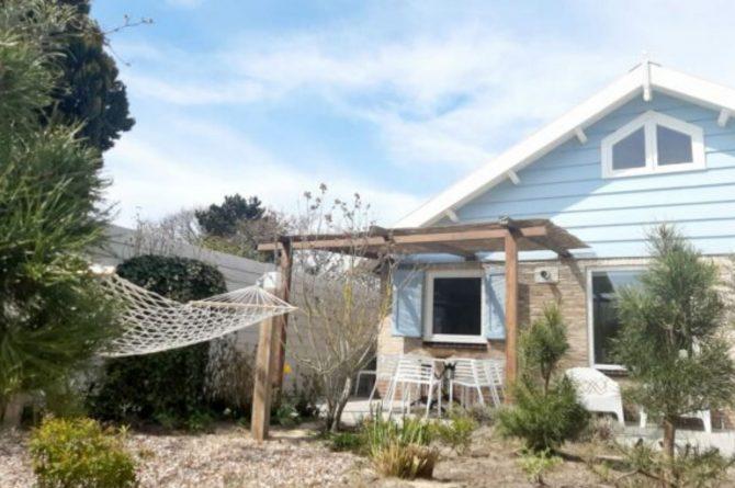 Villapparte-Casa Noa Anna-Luxe vakantiehuis voor 6 personen-Dichtbij zee-Ouddorp-Zuid-Holland-heerlijke tuin met hangmat