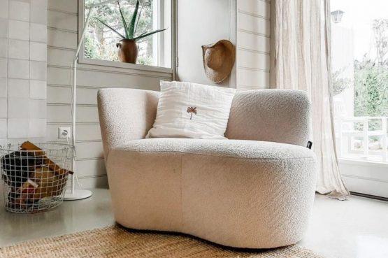 Villapparte-Casa Noa Anna-Luxe vakantiehuis voor 6 personen-Dichtbij zee-Ouddorp-Zuid-Holland-romantische stoel