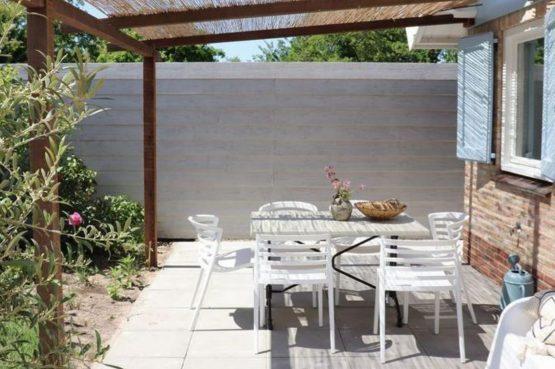 Villapparte-Casa Noa Anna-Luxe vakantiehuis voor 6 personen-Dichtbij zee-Ouddorp-Zuid-Holland-zonnig terras