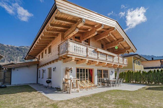 Villapparte-Villa for you-Chalet Wilder Kaiser-Luxe vakantiehuis voor 10 personen-Itter-Tirol-Oostenrijk