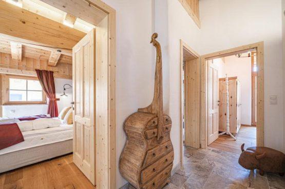 Villapparte-Villa for you-Chalet Wilder Kaiser-Luxe vakantiehuis voor 10 personen-Itter-Tirol-Oostenrijk-authentieke details