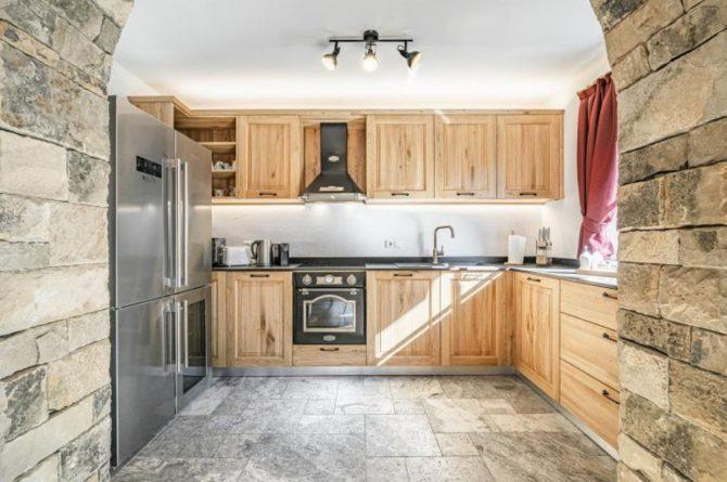 Villapparte-Villa for you-Chalet Wilder Kaiser-Luxe vakantiehuis voor 10 personen-Itter-Tirol-Oostenrijk-grote keuken