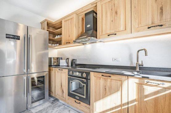 Villapparte-Villa for you-Chalet Wilder Kaiser-Luxe vakantiehuis voor 10 personen-Itter-Tirol-Oostenrijk-luxe keuken