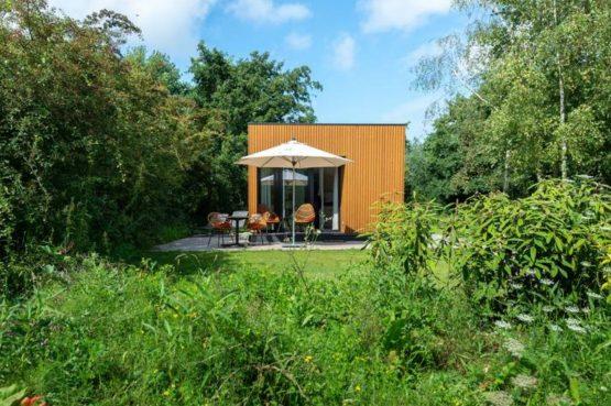 Villapparte-Natuurhuisje Duindoorn-luxe lodge voor 2 personen-Burgh-Haamstede-Zeeland-voor de rustzoeker