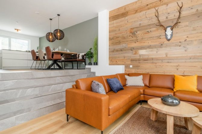 Villapparte-Villa for You-Vakantiehuis Aquarius Haus-luxe vakantiehuis voor 6 personen-Stiermarken-Oostenrijk-verlaagd zitgedeelte