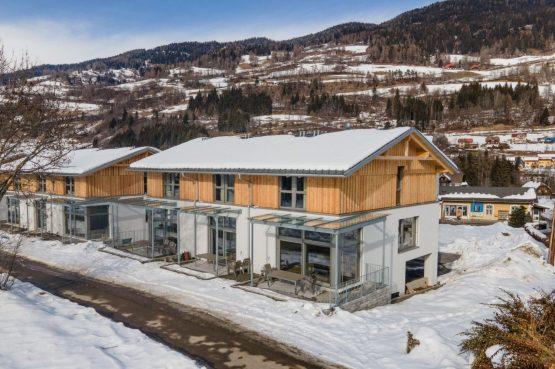 Villapparte-Villa for You-Vakantiehuis Aquarius Haus-luxe vakantiehuis voor 6 personen-Stiermarken-Oostenrijk-winter