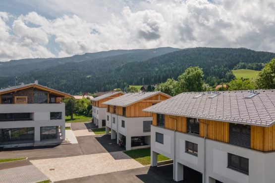 Villapparte-Villa for You-Vakantiehuis Aquarius Haus-luxe vakantiehuis voor 6 personen-Stiermarken-Oostenrijk-zomersfeer